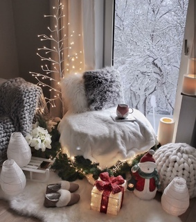 we heart it, decoration and christmas