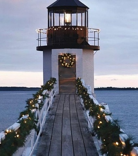 outdoor, lighthouse and beach