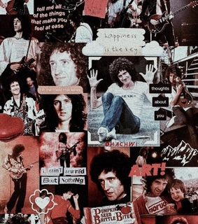 background, brian may and vintage