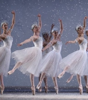 ballet, romantic and beauty