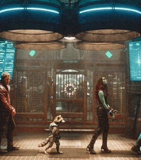 rocket, drax and guardians of the galaxy