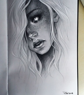 pencil drawing, drawing and pencil art
