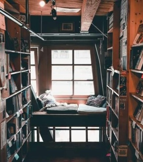 books, aesthetic and fort