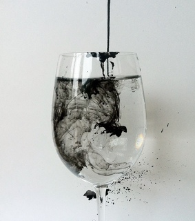 ja, black and black water