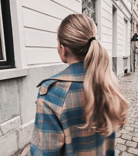 sweet, hairstyle and blond