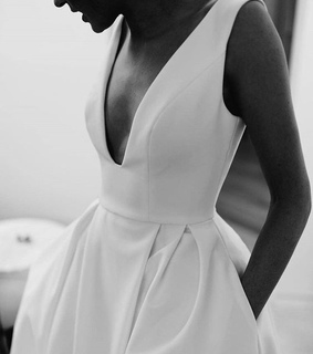 white, wedding and style