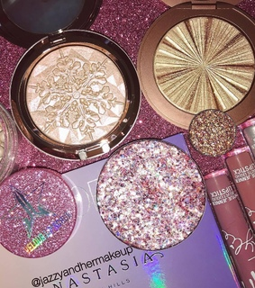 glow, highlighter and goals