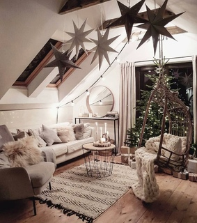 decoration, holiday and winter