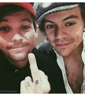 larry is real, edit and larents
