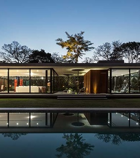 swimming pool, luxury and contemporary