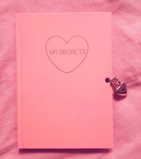 pink, mi secretos and book
