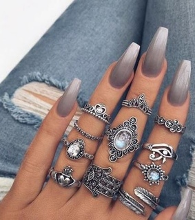 i want, nail and love it