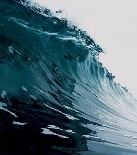 seaside, wave and water