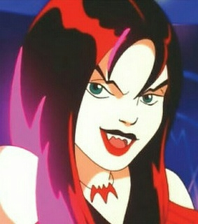 vampyre, profile pics and 00s cartoons