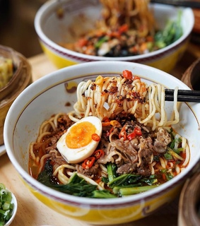 beef, spicy and chilli