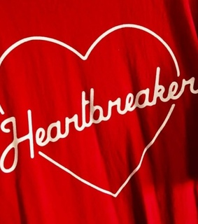 heart, heartbreaker and red