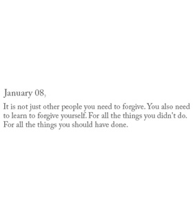 forgive, quote and text