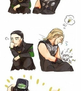 brothers, ucm and loki