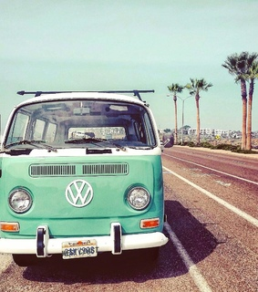 green, vw automobile and volkswagen