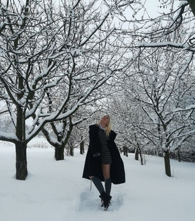 fairytales, snow and winter