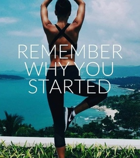 you, started and active