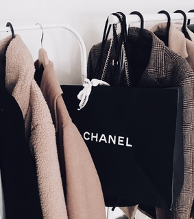 wardrobe, style and chanel
