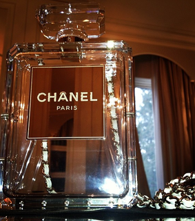 chanel, paris and designer label
