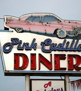 memories, pink and pink sign