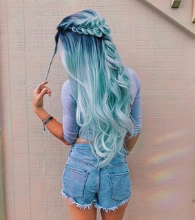hairstyle, girl and cute