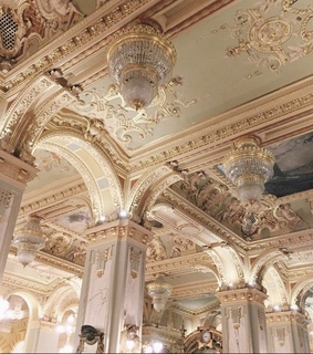 gold, architecture and amazing places