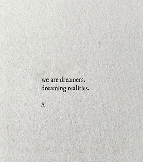 poems, quote and dream
