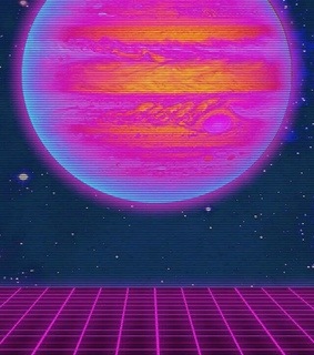 vaporwave, retrowave and aesthetic