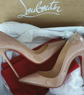 louboutin, heels and home