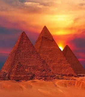 egypt, ancient civilization and pyramids