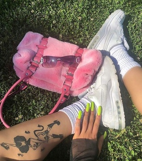 90s, los angeles and grass