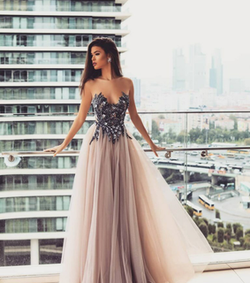 tumblr, fashion and evening dress