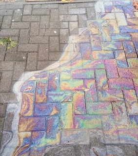 colorful, happier and chalk
