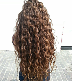 brown hair, long hair and style
