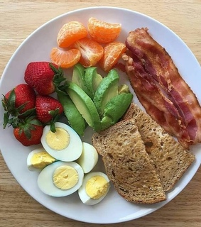 bacon, delicious and inspiration