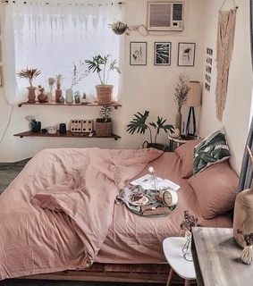 bedroom, indie and city