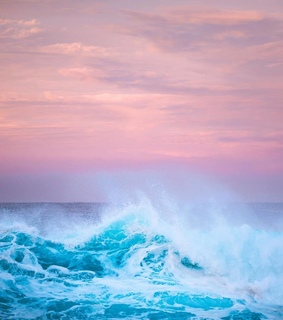waves, ocean and surf