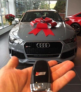 oooo, car lover and spoil me