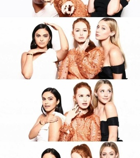 girls, serie and amo