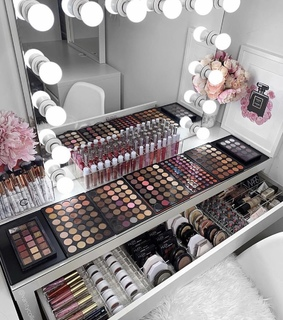 makeup lover, style and fashion