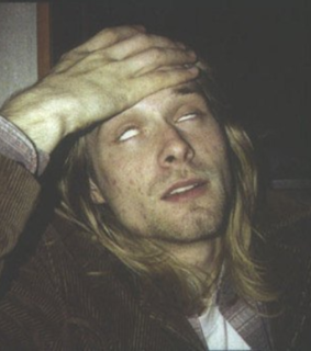 frontman, my life and nirvana