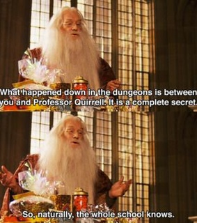 harry potter, albus dumbledore and quotes