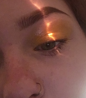 golden, yellow and indie