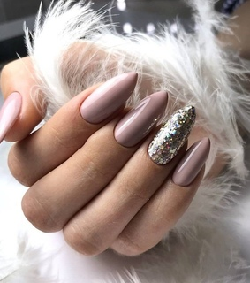 pretty, long and nude