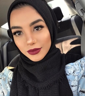 hijab style, hijab outfit and car