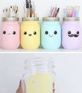 activities, jars and cute